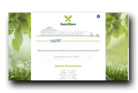 screenshot de www.famiflora.be