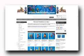 screenshot de www.fandeklicky.com