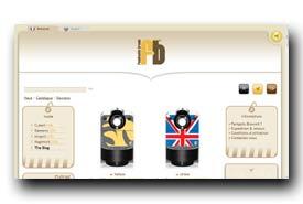 screenshot de www.fantastic-brown.com/nespresso-kit-pour-nespresso-siemens-sn30.html