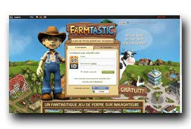screenshot de www.farmtastic.fr