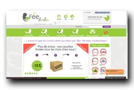 screenshot de www.feedodo.com