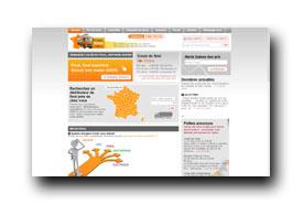 screenshot de www.fioulmoinscher.fr