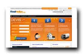 screenshot de www.fioulreduc.com