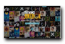 screenshot de www.fnacjukebox.com