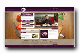 screenshot de www.foodizbox.com