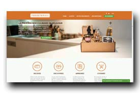 screenshot de www.foodsterbox.com