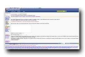 screenshot de www.francaisfacile.com/speller/