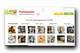 screenshot de fr.funnywow.com