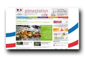 screenshot de www.gaspillagealimentaire.fr