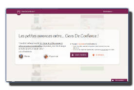 screenshot de www.gensdeconfiance.fr