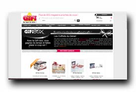screenshot de www.gifi.fr/gifi-box-coffret-cadeau.html