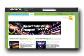 screenshot de tickets.groupon.fr