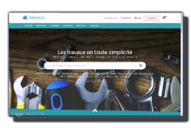 screenshot de www.hellocasa.fr