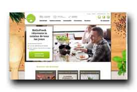 screenshot de www.hellofresh.fr