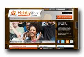 screenshot de www.hobbyout.com