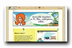 screenshot de www.i-list.it