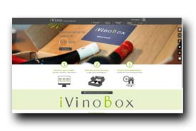 screenshot de www.ivino.fr