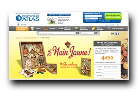 screenshot de www.editionsatlas.fr/collection/jeux-d-autrefois/jeu-traditionnel-nain-jaune.html