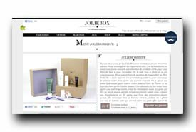 screenshot de www.joliebox.com/marques/joliebox/joliemonsieur