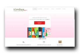 screenshot de www.kimbox.eu/index.php/fr/