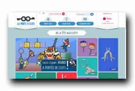screenshot de www.laporteaclefs.com/fr/
