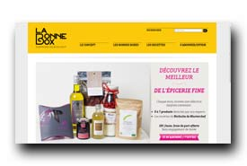 screenshot de www.labonnebox.com