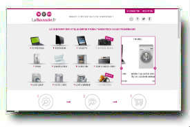 screenshot de www.laboussole.fr