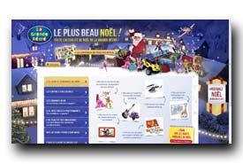 screenshot de www.noel-a-lagranderecre.fr