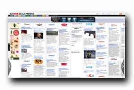 screenshot de www.lemurdelapresse.com