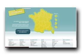 screenshot de www.lepetitgratuit.fr