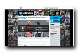 screenshot de lerewind.20minutes-blogs.fr