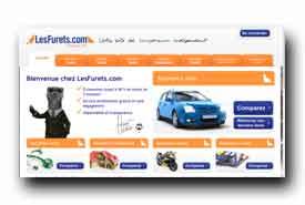 screenshot de www.lesfurets.com