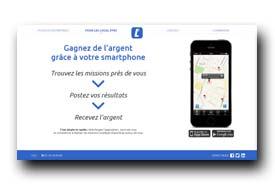 screenshot de www.localeyes-app.com/gagner-argent-smartphone