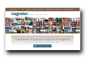 screenshot de www.magneteo.com