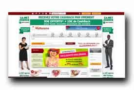 screenshot de www.mailorama.com