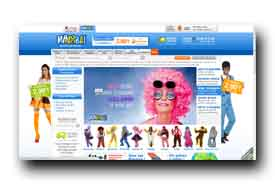 screenshot de www.manooba.com