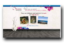 screenshot de www.maphotomonportrait.com