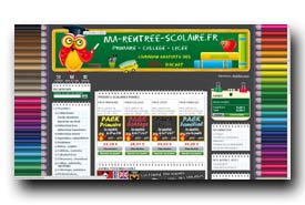screenshot de www.ma-rentree-scolaire.fr