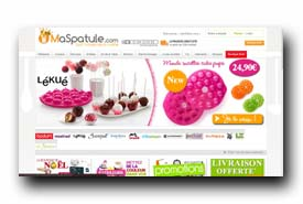 screenshot de www.maspatule.com