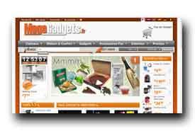 screenshot de www.megagadgets.fr