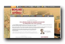 screenshot de www.michelines-et-autorails.fr