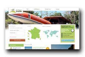 screenshot de www.monhebergementinsolite.com