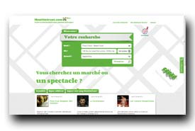 screenshot de www.monitinerant.com