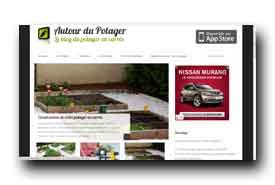 screenshot de www.monpotagerencarre.fr