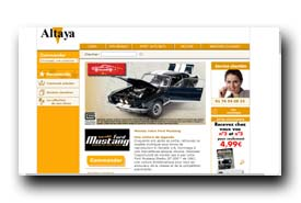 screenshot de www.altaya.fr/coleccionable/montez-votre-ford-mustang.html