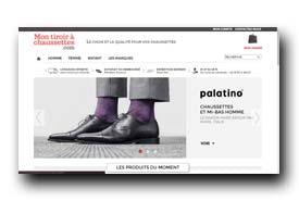 screenshot de www.montiroirachaussettes.com