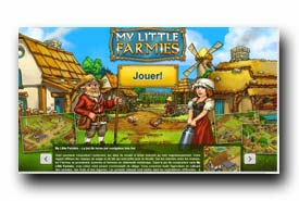 screenshot de www.mylittlefarmies.fr
