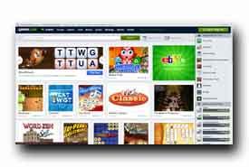 screenshot de new.games.com