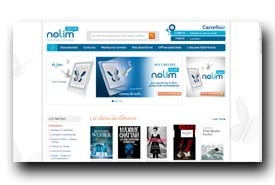 screenshot de www.nolim.fr