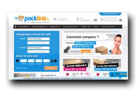screenshot de www.packlink.fr/fr/